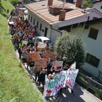 Fridays for Future in Miesbach - 500 Leute haben demonstriert