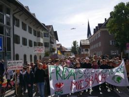 Fridays for Future in Miesbach